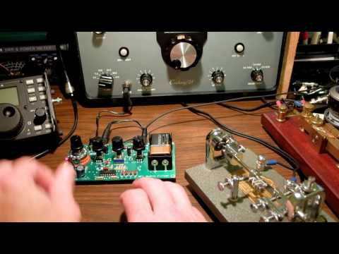 Elecraft AF-1 Audio Filter for Ham Radio