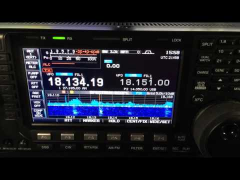 Right Click Feature: Icom 7600