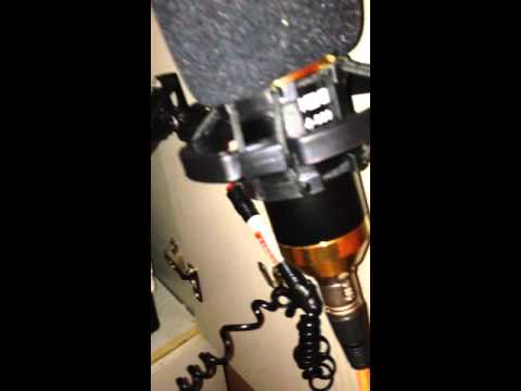 Yaesu ft 920 with bm 800 mic starquad cable