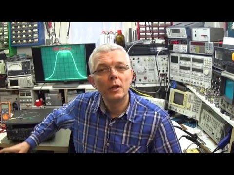 #75 Ham Radio repair: Kenwood TS-850 S local board with leaking capacitors