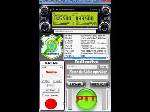 Radio Virtual VHF ICOM