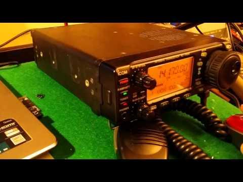ICOM IC-703 CAT over Bluetooth II