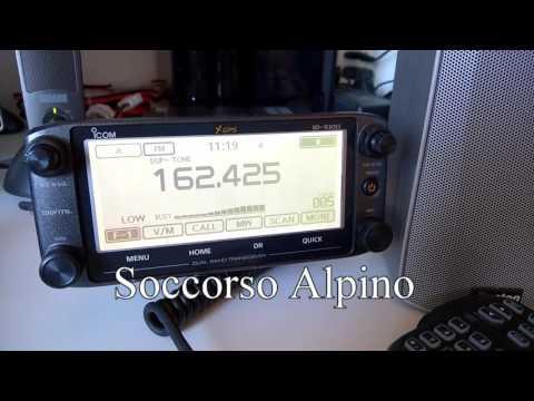 Prova Ricetrasmettitore Bibanda ICOM ID5100E