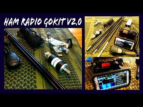 Ham Radio Go Kit v2.0 [EMCOMM]