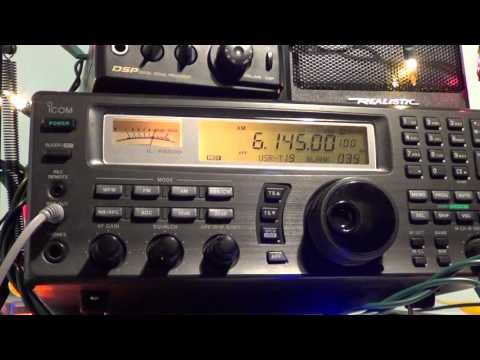 Radio Romania International 6145 Khz Shortwave