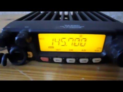 radio yaesu ft-2800M