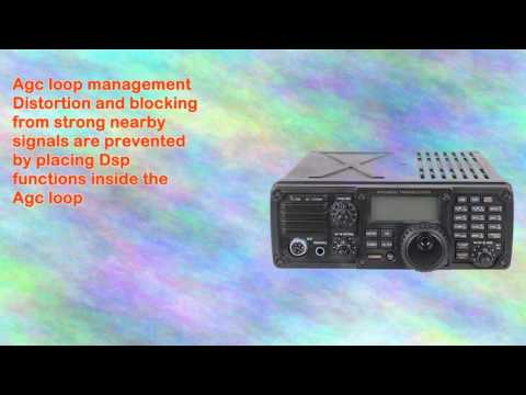 Icom Ic7200 Hf50 Amateur Base Transceiver 100w Usa