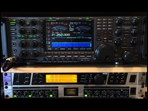 Icom 7800 For Sale from the World Famous Ham Radio Station G0SEC.