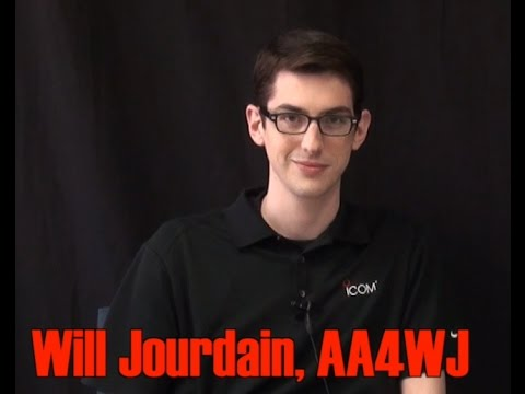 Will Jourdain, AA4WJ (ICOM USA) interviewed by Tim Duffy, K3LR