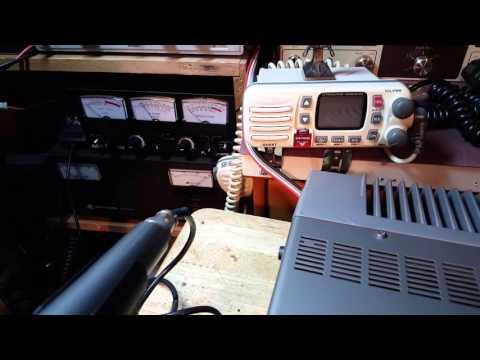 Kenwood TS-440S Amateur Radio with MC-60 Mic.