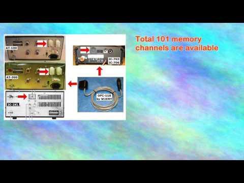 Icom IC-718 HF All Band Amateur Base