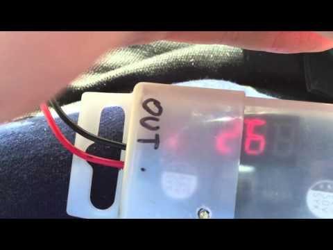 Ham radio Icom radio solar power ic-v8