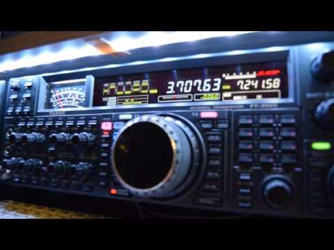 Yaesu FT 2000 & Ham radio & Dmu 2000
