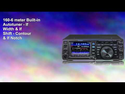 Yaesu Original Ft991 Amateur Base Transceiver Hf50144440 Mhz