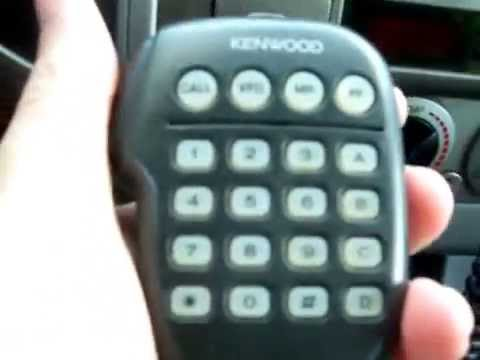 Kenwood TM261A Ham Radio