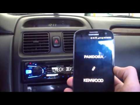 Kenwood KDC-BT318U Headunit Review