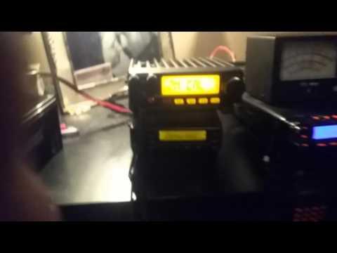 Kenwood tk-981 902 mhz ham radio