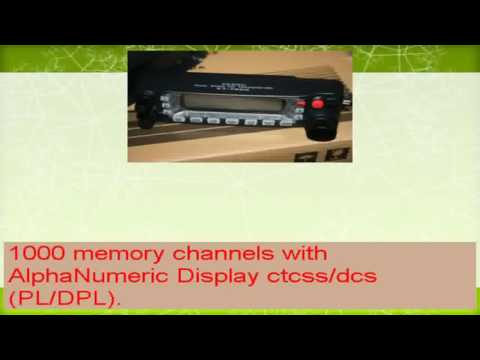 Yaesu FT7900 RE Mobile DualBand Amateur Ham Radio 50W45W VHFUHF Transceiver WITH YSK7800