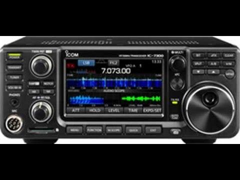 Icom 7300 RTTY FSK Setup MMTTY N1MM How To