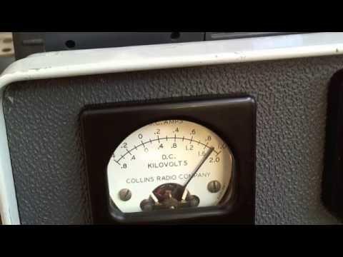CA3SOC - Amplificador Collins 30L1 - Icom IC-706 MK2G Ham Radio HAMRADIO