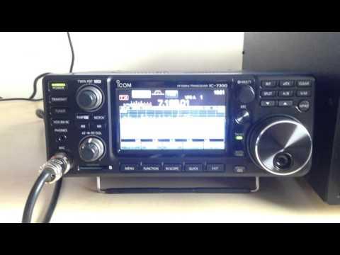 ICOM 7300 Transceiver