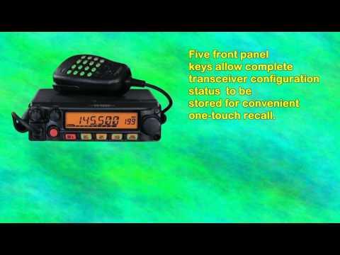 Yaesu Original FT-7900R Amateur Radio