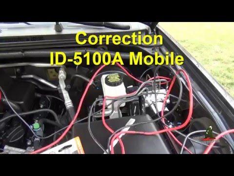 Ham Radio Power Installation - 2015 Nissan Frontier