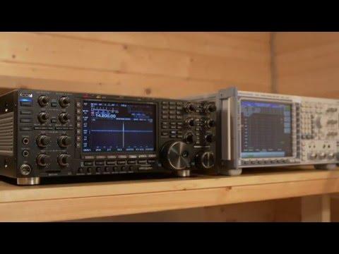 Icom IC-7851 vs IC-7800 Local Oscillator C N Characteristics Comparison