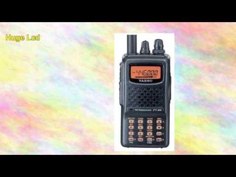 Yaesu Ft60 Handheld 5w Vhfuhf Amateur Radio Transceiver