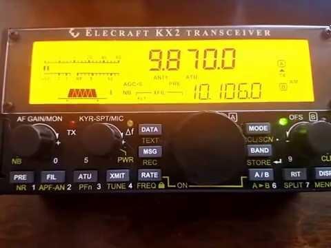 AM Sensitivity several receivers