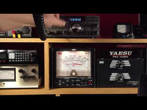 Yaesu Ft-757GX RF Output
