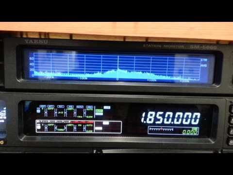 "Yaesu ""MTU-160"" by IZ2HFG (first one test)"