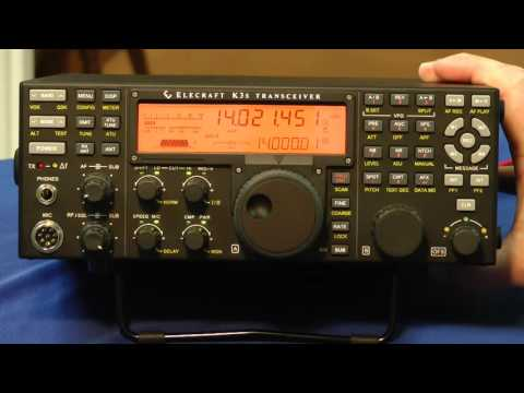 Elecraft K3S Transceiver Review