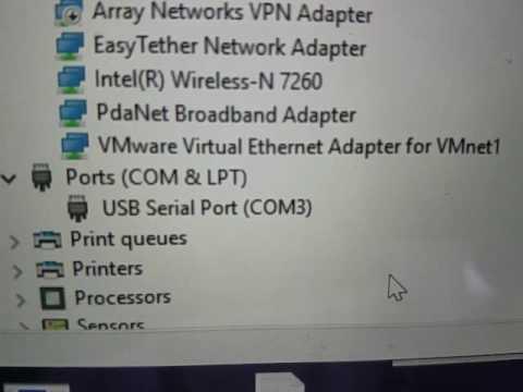 Elecraft KX2 Firmware update