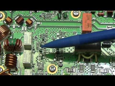 #115 Repair: ICOM IC-7100 no receive on VHF