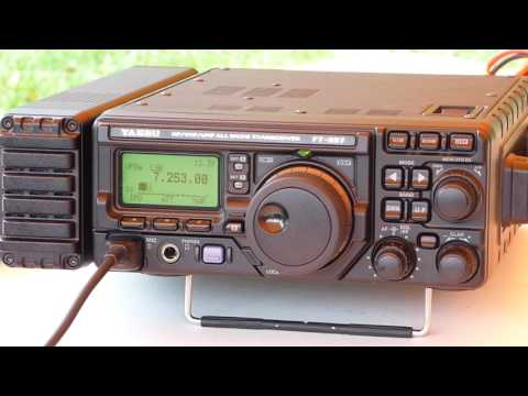 Yaesu FT-897D - Is It Still a Great Portable Transceiver?