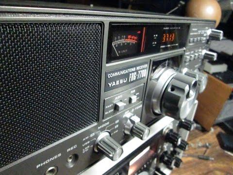 Yaesu FRG7700 For Sale