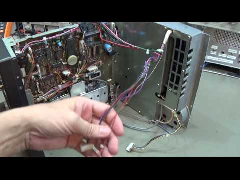#114 ICOM IC-726 Repair PLL/ VCO; dead spots in TX and RX