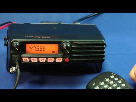 Yaesu FTM 3200DR Transceiver Review