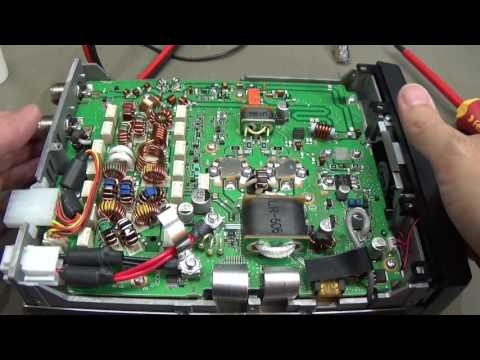 #112 repair ICOM IC-7100 killed by overvoltage