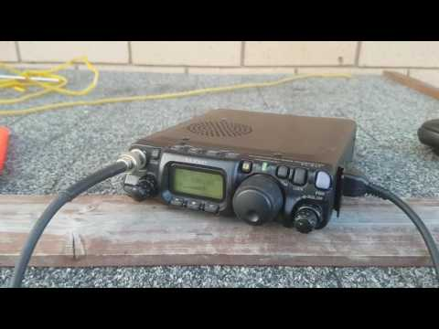 QRP QSO with VK3SS