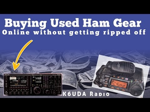 Buying Ham gear Online - Do