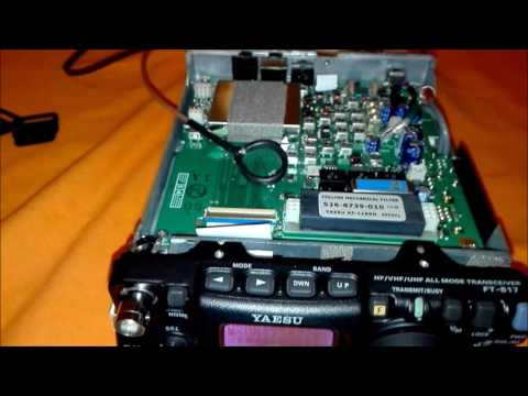 Yaesu FT-817ND is Off frequency!