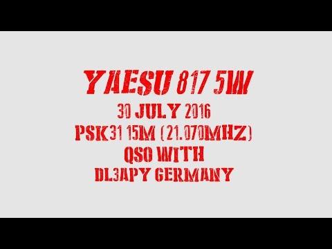 Yaesu 817