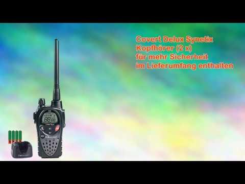 Icom Radio mit zweifacher Icf29sr Pmr446 Lizenz inklusive