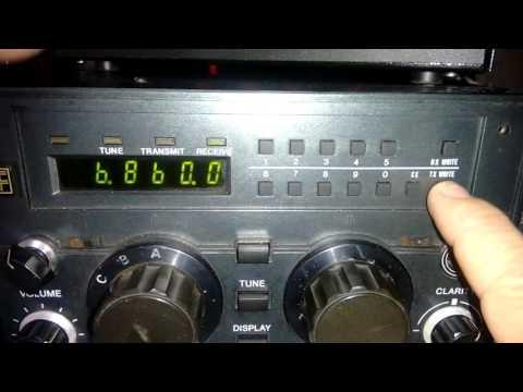 Radio HF Marítimo 150w icom  ic-m700