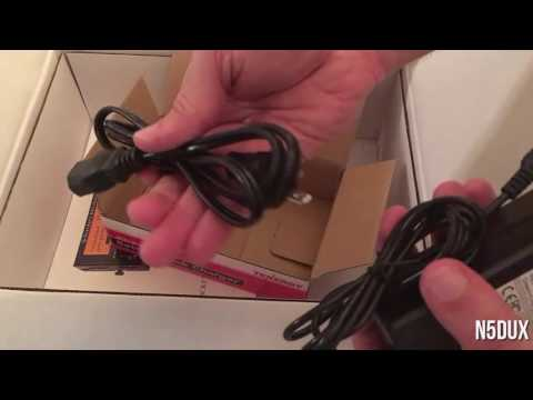Elecraft KX2 Unboxing
