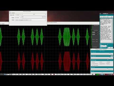Elecraft K3S :  sending qrq cw over 100 wpm via the AFCW MODE