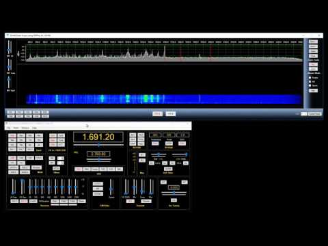 Win4K3Suite with the Elecraft KX2, KX3 and SDRPlay