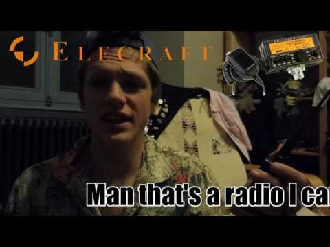 Elecraft and K6UDA KX2 Contest winning Videos